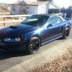 2003 Mustang GT vert.