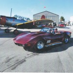 2014 Wings and Wheels car show in Paso Robles